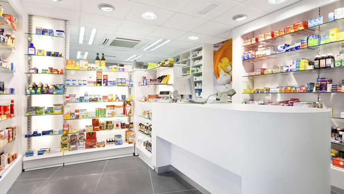 Pharmacies & Medical Supply Stores – RES Inventory